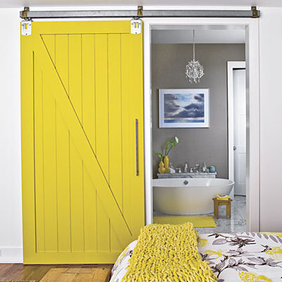 Blending Beautiful Check Out These Interior Barn Doors