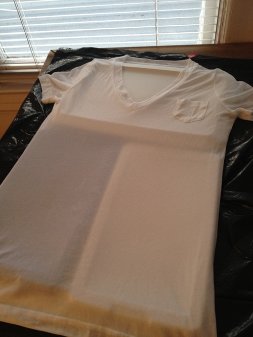 Blending Beautiful How To Design Your Own Tee At Home