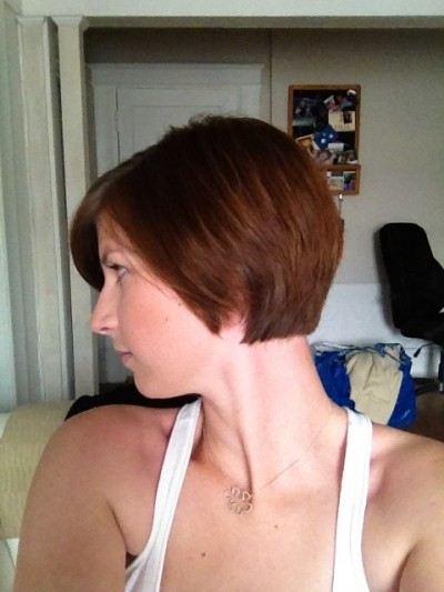 blending beautiful} » How to Gracefully Grow Out a Pixie Cut